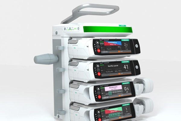 spaceplus infusion pump system
