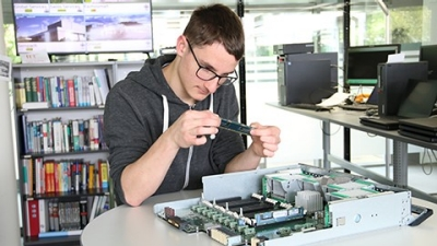 Informatiker kennenlernen
